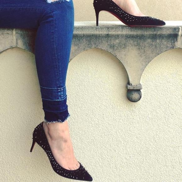 e03430f7ff29 Christian Louboutin Shoes - Escarpic 70